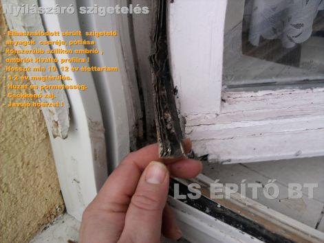 Sofa ablak javítás